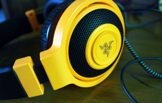Just Another Yellow Headset