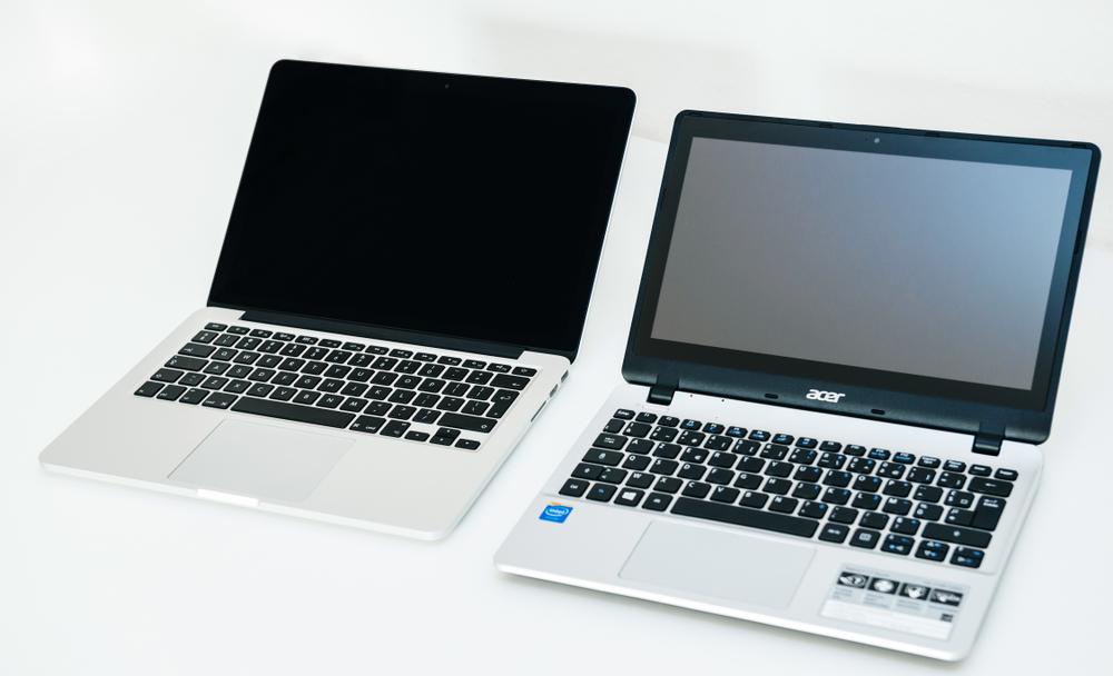 Mac prieš PC