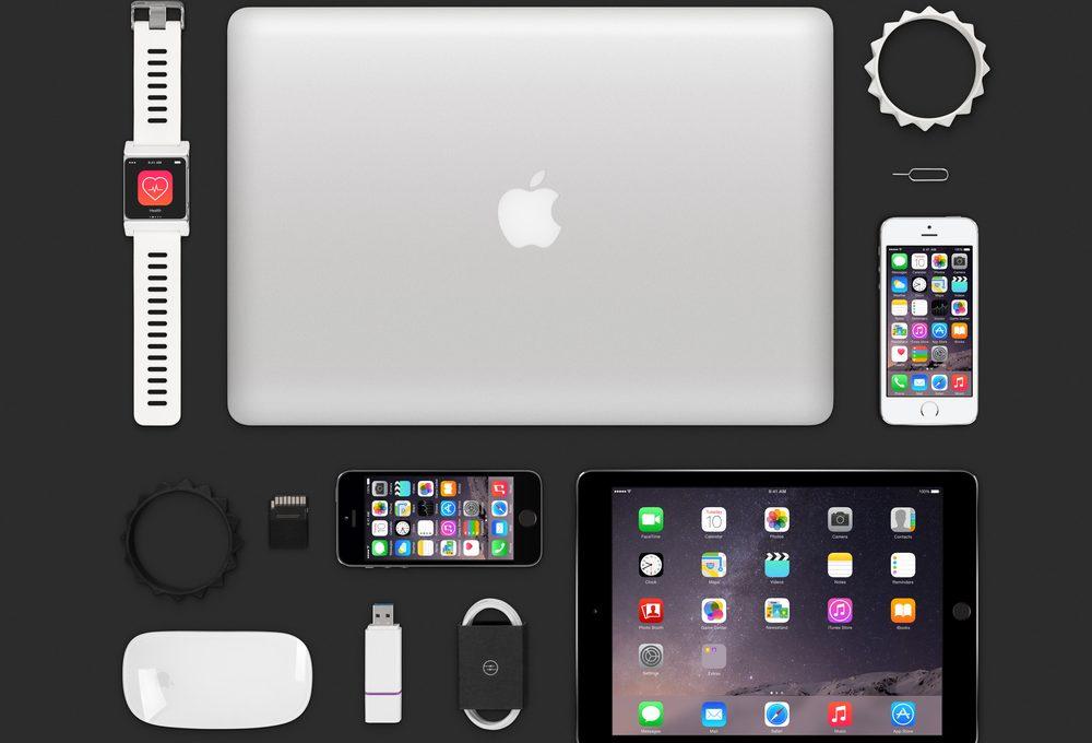 Apple produktai