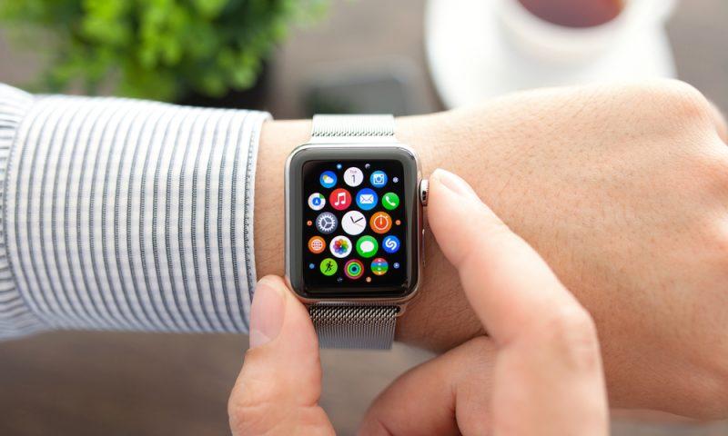 Apple laikrodis