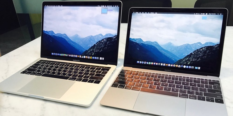 MacBook pries MacBook Pro