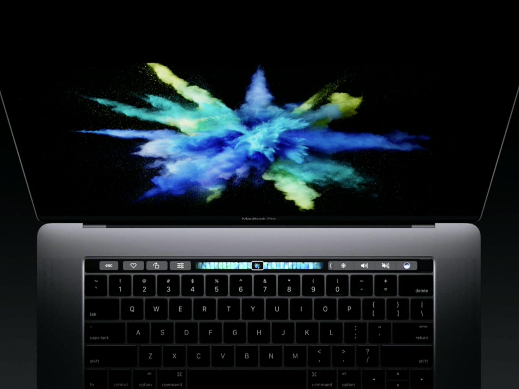 TouchBarMac