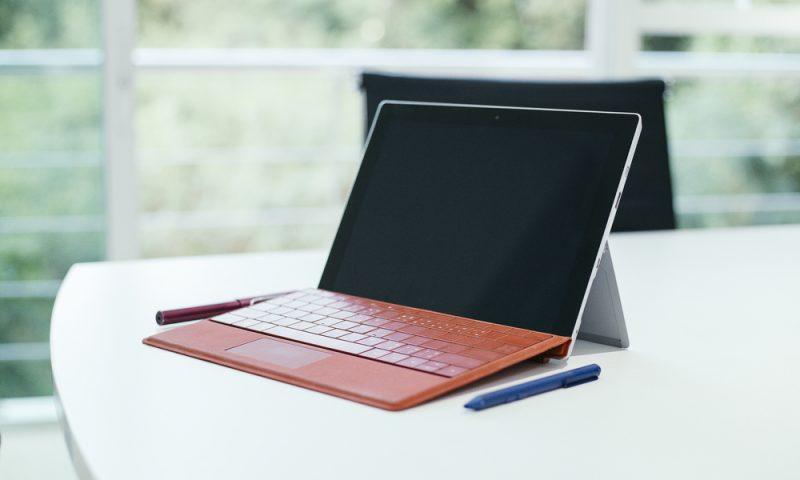 Surface kompiuteris